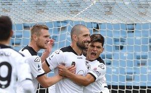 Българин се завърна с гол за историята в Серия А