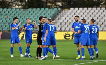Бум на COViD-19 в пореден български клуб?
