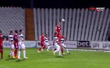 Локомотив Пловдив - ЦСКА 2:1 /репортаж/