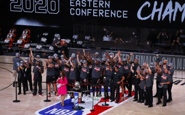 Маями спечели финалната серия на Изток и ще играе за титлата в НБА