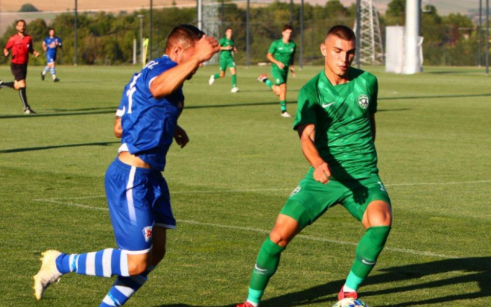 Лудогорец III спечели с класическото 3:0 гостуването си в Добрич