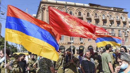 Световните лидери зоват за мир в Нагорни Карабах