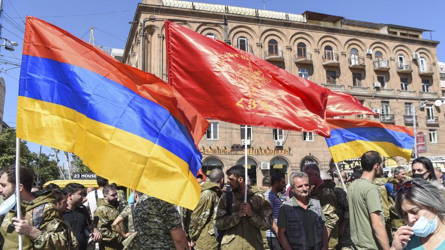 Битката за Нагорни Карабах, какво е да живееш във война