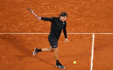 Шампионът на US Open мина лесно през Чилич в първия кръг на Ролан Гарос