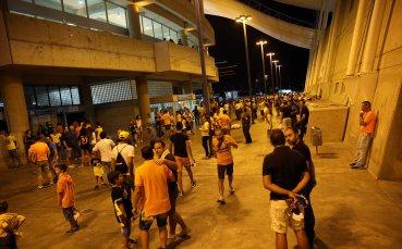 Мачът Арарат - Цървена звезда ще се играе на неутрален терен в Кипър