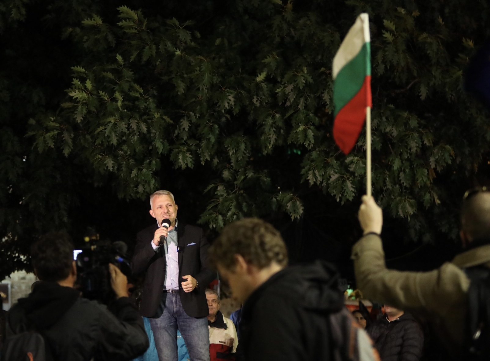 83-и ден на протести в София
