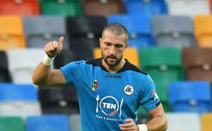 Велико! Гълъбинов с два гола, Специя с първа победа в Италия
