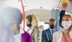 Започват масови проверки за маски в градския транспорт