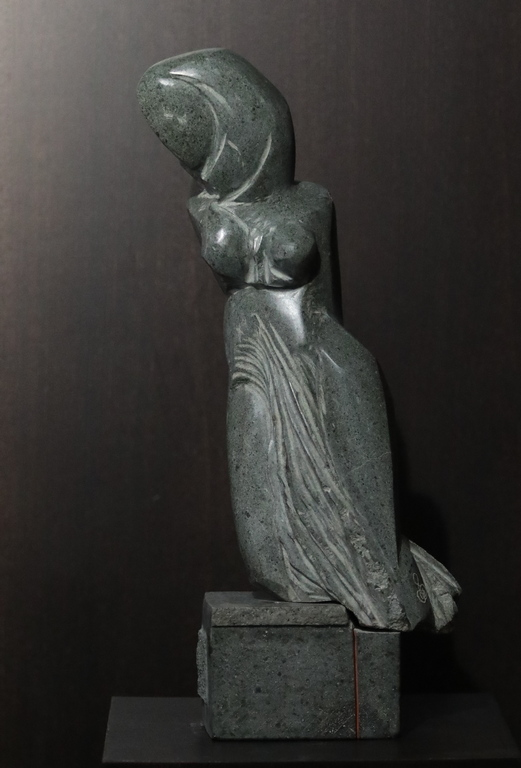 <p>Наричане III, зелен андезит, 51/25/11см</p>