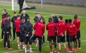 НА ЖИВО: Базел срещу ЦСКА - съставите за плейофа