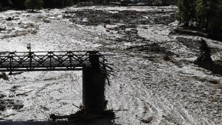 Смъртоносно бедствие в Италия и Франция, загинали и изчезнали