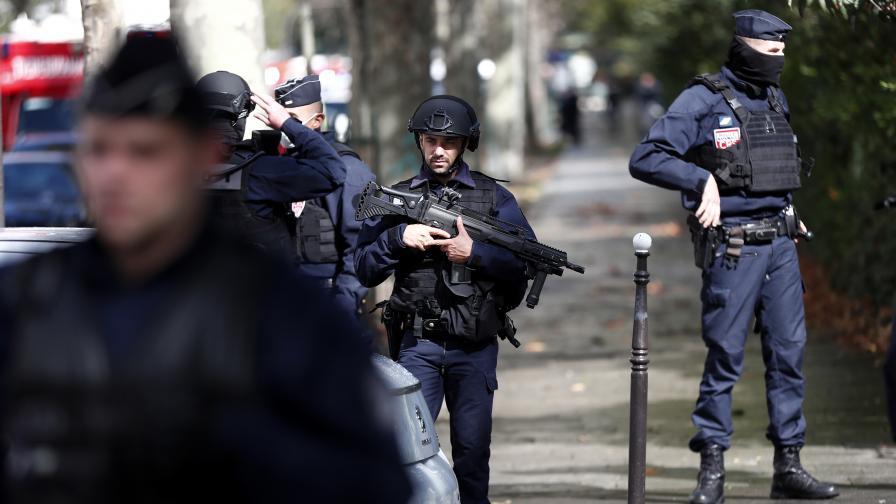 Откриха тела на мъртви деца в Париж