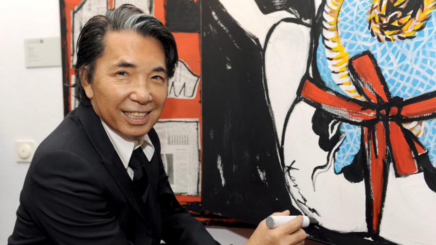 COVID-19 уби японския гений Кензо Такада