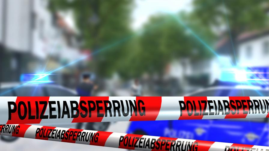 Нападение в Германия, студент е тежко ранен