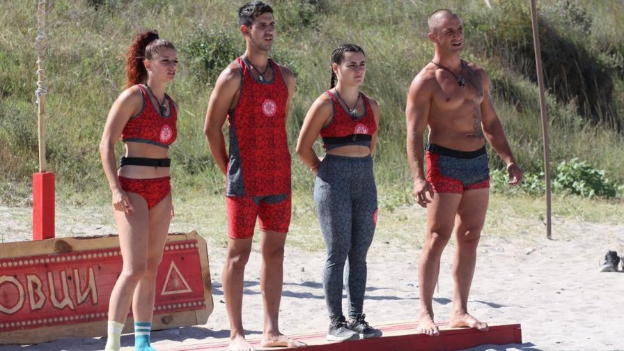 <p>Ловците за първи път край Дивата река в &bdquo;Игри на волята: България&ldquo;</p>
