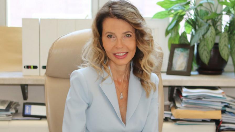 Цветелина Бориславова, председател на Надзорния съвет на БАКБ