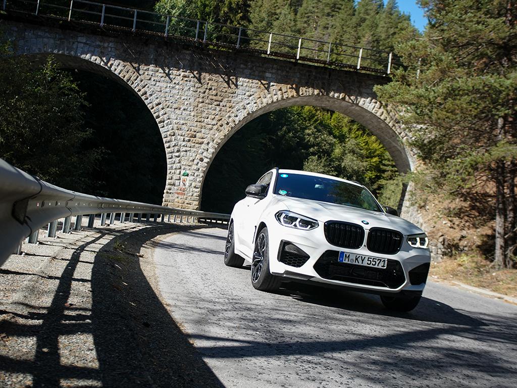 <p>BMW M Drive Tour галерия</p>