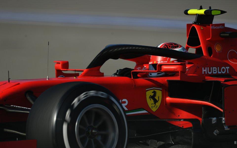 Ферари ще продължи да въвежда новости по болида си SF1000