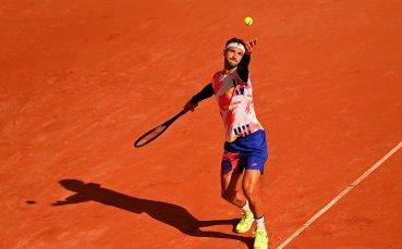 Григор Димитров започва от 1/8-финалите в Антверпен