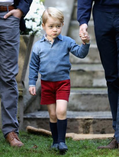 Правилата на Кейт Мидълтън и принц Уилям за добро възпитание на деца - II част