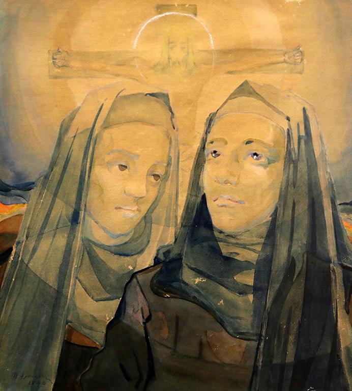 <p>Павел Францалийски, Двете Марии</p>