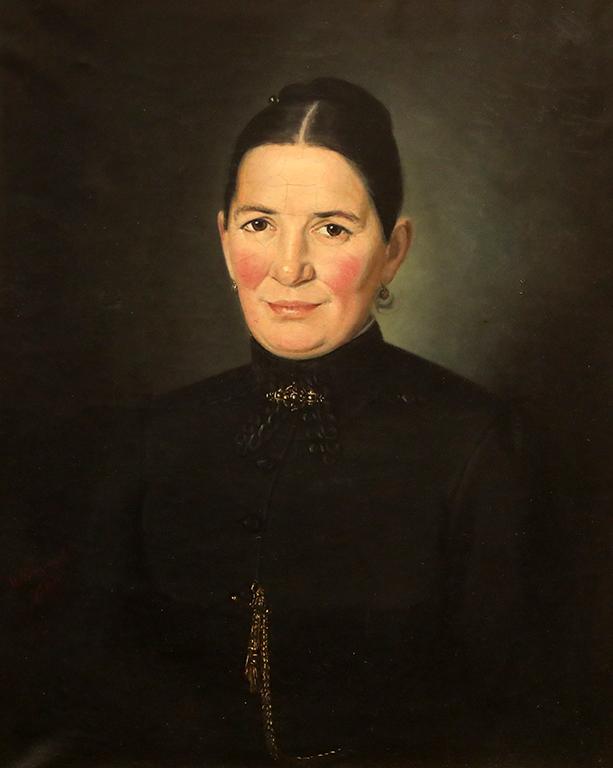<p>Иван Димитров, Женски портрет, 1889 г.</p>
