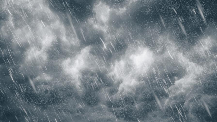 Опасно време, къде ще има валежи с гръмотевици
