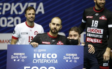 Вальо Братоев: Нашата цел е да станем шампиони