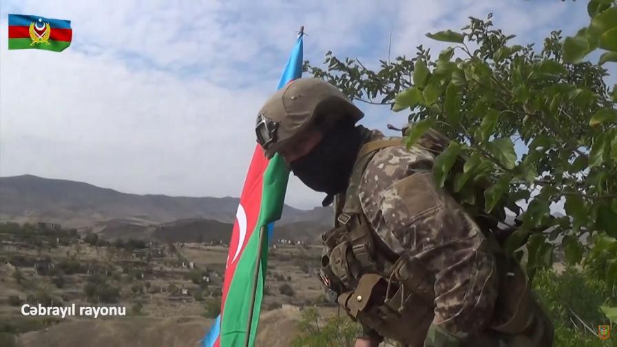 Нагорни Карабах: Победа за Путин, провал за Запада