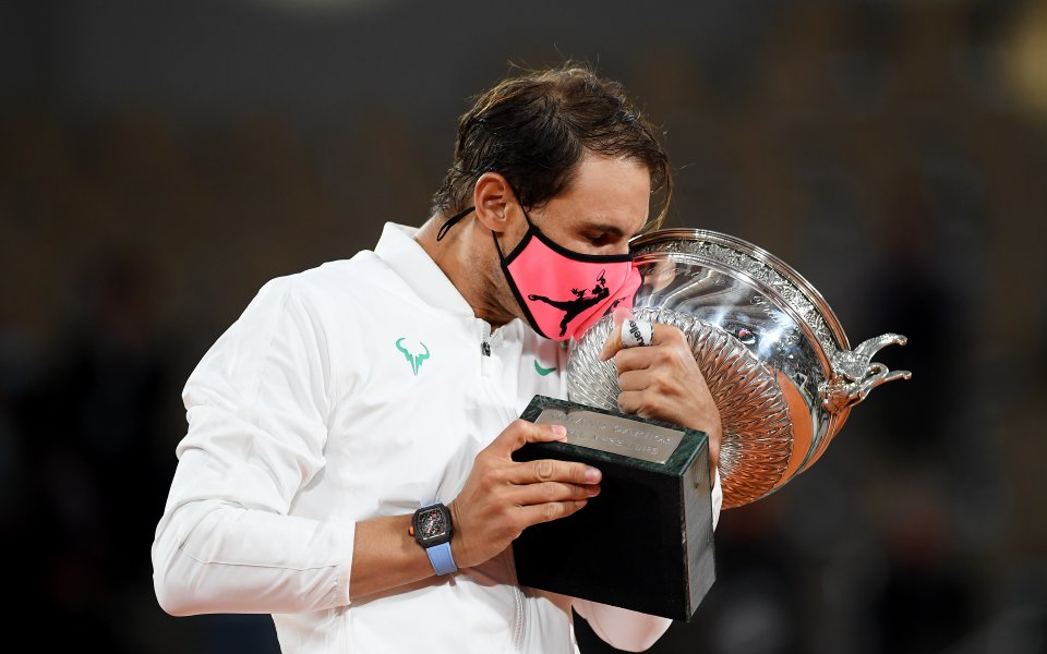 Треньорът на Рафаел Надал – Карлос Моя, сподели пред Tennis