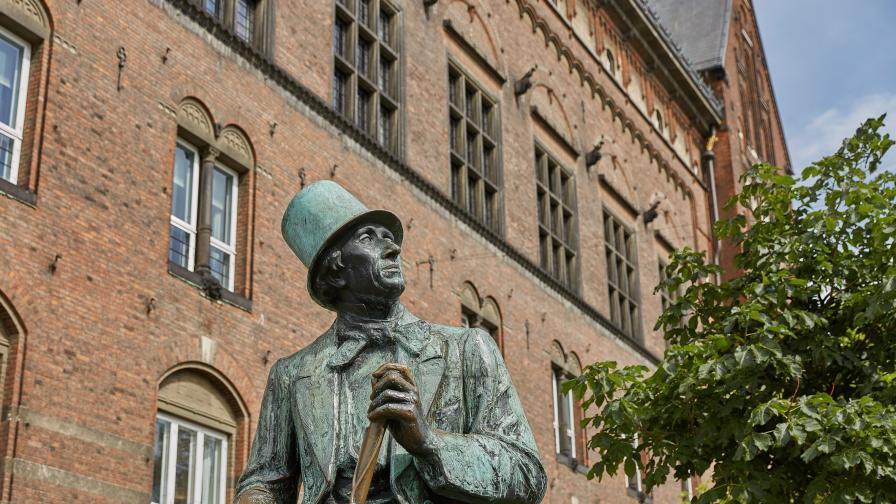 Тайните на Ханс К. Андерсен – фобии и любов към мъж