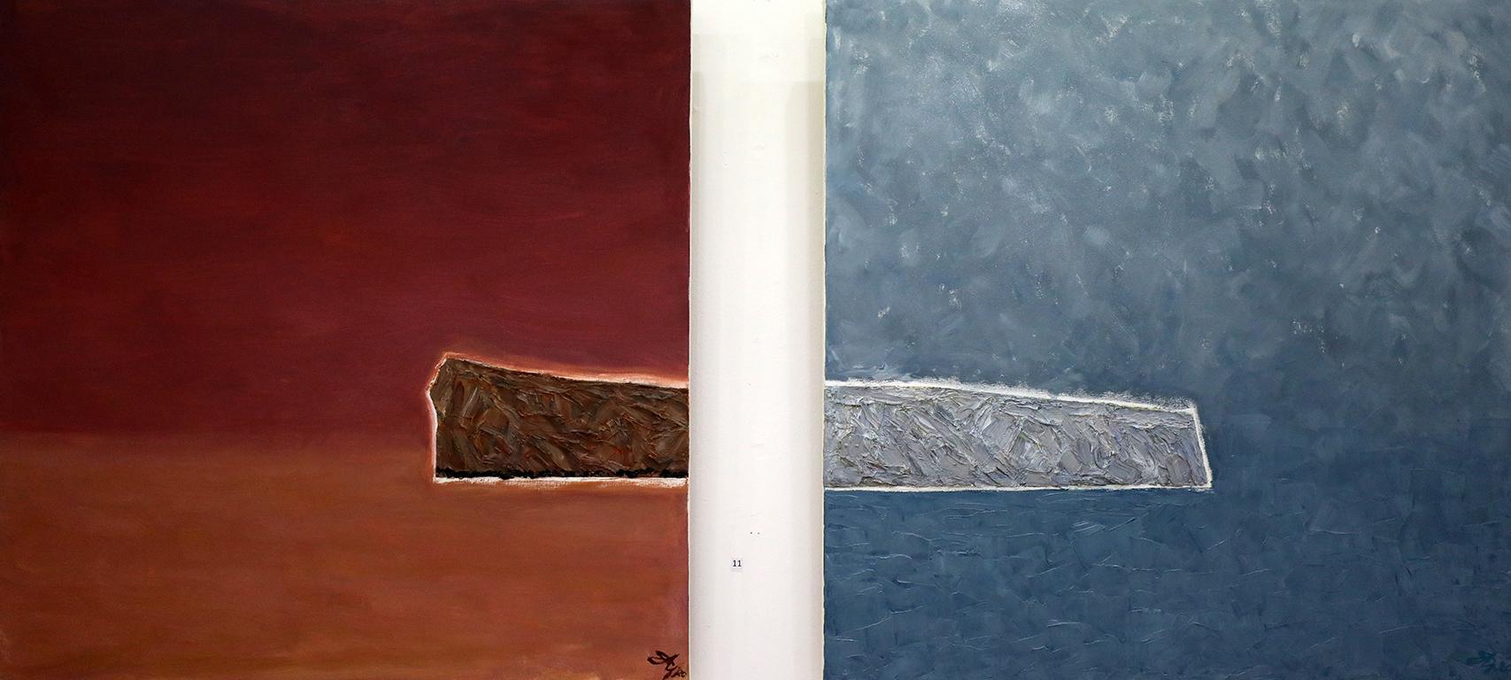 <p>Самият той нарича изкуството си &bdquo;експресивно-абстрактна изобразителна реалност&ldquo; и пояснява, че за него водещо е емоционалното изживяване, разказано чрз цвета и живописта.</p>