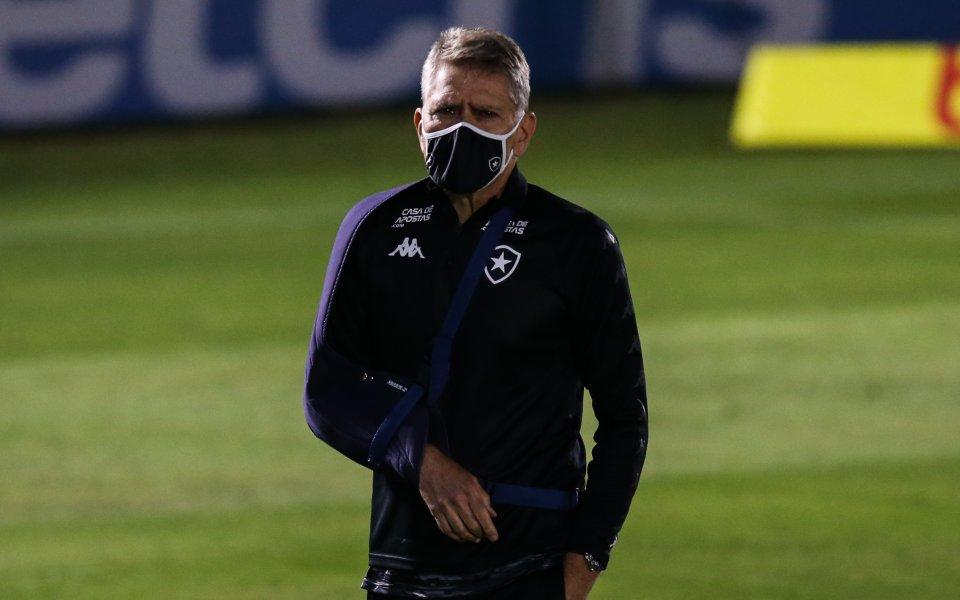 Бившият треньор на Лудогорец Пауло Аутуори бе назначен за технически