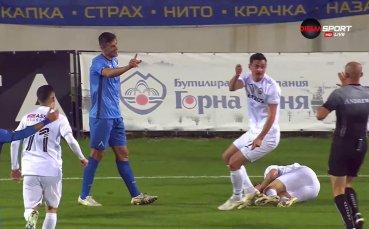 Живко Атанасов остави Левски в намален състав