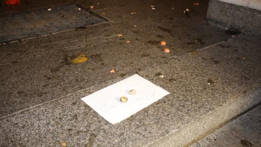 Антиправителствени протести - 103 вечер