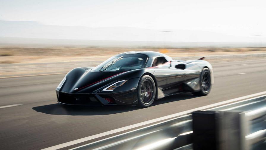 <p>508 км/ч! SSC Tuatara е най-бързият сериен автомобил в света</p>