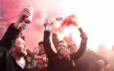 Обявиха кога се завръщат феновете по стадионите в Англия!