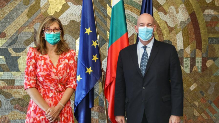 Захариева: Подкрепяме евроинтеграцията на Западните Балкани
