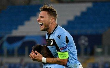 Лацио се завърна с победа над Борусия Д в ШЛ
