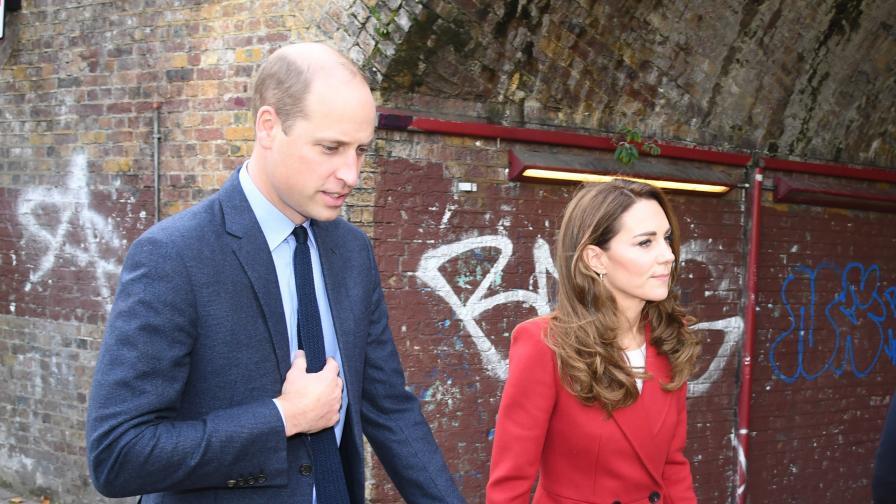 Принц Уилям се е заразил с COVID-19 през април