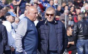 Наско Сираков води преговори с втори голям спонсор