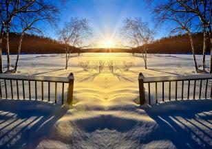 Суха и топла ще бъде зимата в САЩ