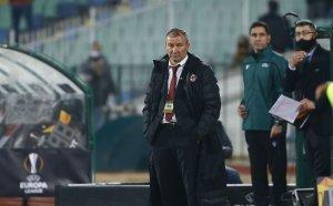 Стамен Белчев с първи думи след уволнението, отправи пожелание към ЦСКА