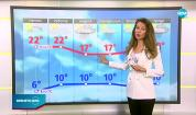 Прогноза за времето (23.10.2020 - сутрешна)