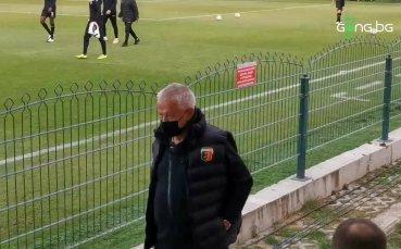 Христо Крушарски ще наблюдава
