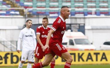 Камбуров постави нов голов рекорд в историята на елита