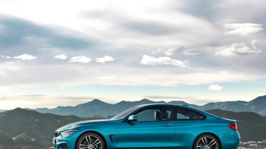 BMW Серия 4 Купе 2018