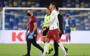 Основен защитник на Рома се завръща за мача с ЦСКА