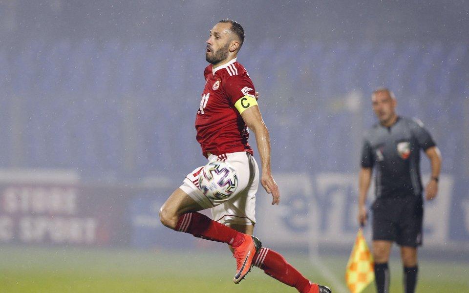 Отборът на ЦСКА гостува на италианския гранд Рома във втори