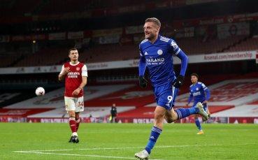 Звездата на Лестър се завръща за битките от Лига Европа